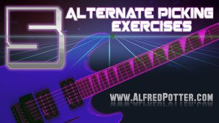 Alternate Picking Exercises
