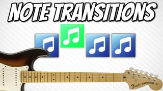 Clean Note Transitions