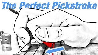 Guide to the perfect pickstroke